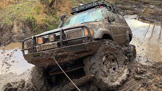 Download Самая ОПАСНАЯ Toyota на бездорожье!! Video