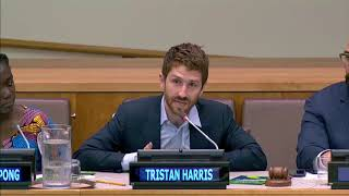 Download  Futures of Education launch – Remarks from Tristan Harris, Center for Humane Technology Video