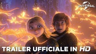 Download DragonTrainer - Il Mondo Nascosto - Teaser Trailer Ufficiale Video