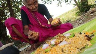 Download Traditional Mutton Biryani | Mutton Biryani Recipe By Our Granny Video