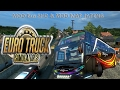 Download Mod Map Jateng & Mod Bus SHD - Euro Truck Simulator 2 (Indonesia Mod) Video