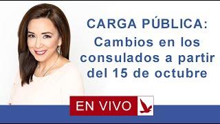 Download CARGA PUBLICA: CAMBIOS EN LOS CONSULADOS A PARTIR DEL 15 DE OCTUBRE : Aqui los detalles Video