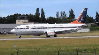 Download Flughafen Dresden; Maha Vajiralongkorn, Kronprinz von Thailand Video