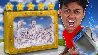 Download This $10,000 Glass Cannot Be DESTROYED! (UNBREAKABLE GLASS CHALLENGE) Video