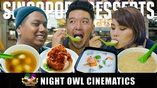 Download Food King Singapore: Desserts In The Hood! Video