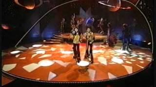 Download Malin Larhammar & Benjamin Österlund i SmåStjärnorna på TV4, 1996 Video
