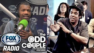 Download Is Jay-Z's NFL Partnership for Public Benefit or Personal Gain?   The Odd Couple Video