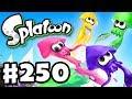 Download Splatoon - Gameplay Walkthrough Part 250 - Battle Dojo, Rainmaker, and Splatoon 2! (Nintendo Wii U) Video