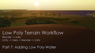 Low Poly Terrain Workflow - Part 6 : Occlusion Culling Free