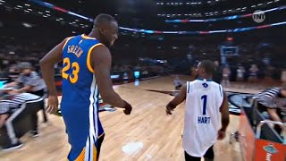 Download Kevin Hart vs Draymond Green - 3 point Shootout - 2016 All-Star Weekend Video