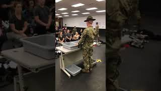 Download Fort Jackson Shakedown at Basic Training Video