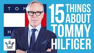 Download 15 Things You Didn't Know About Tommy Hilfiger Video