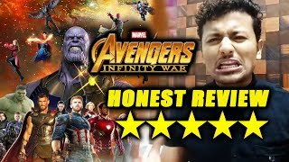 Download Avengers Infinity War HONEST REVIEW | BEST MARVEL MOVIE EVER | 5/5 STARS Video