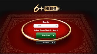Download 6+ Holdem strategy | New game on Pokerstars Video