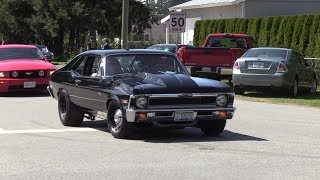 Download Badass cars street acceleration ,muscle cars,sport cars,rat rods Video
