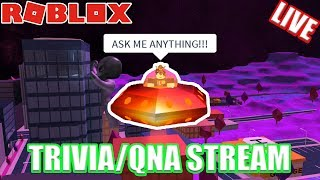 Download Roblox Jailbreak TRIVIA Live Stream!!! // QNA (ASK ME ANYTHING)!!! Video