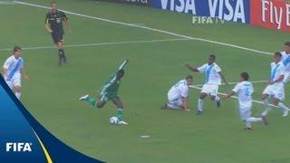 Download Five-goal reward for speedy Nigerians Video