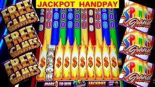 Download Spin It Grand JACKPOT HANDPAY | High Limit Slot Machine Big Handpay Jackpot | MUST WATCH | MEGA WIN Video