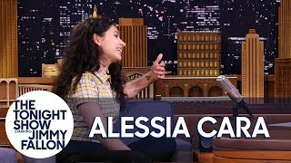 Download Alessia Cara Pranked Coldplay with a Giant Stuffed Teddy Bear Video