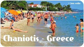 Download Hanioti plaža - Chaniotis beach, Greece Video