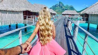 Download BORA BORA 🌺 & MOOREA 🐬 Das wahre Paradies 🐠 Four Seasons Bora Bora & Sofitel Moorea🌴 Video