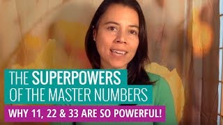 Download Nat's Numbers: The Superpowers Of Master Numbers 11, 22 And 33 Video