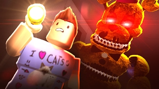Download GOLDEN FREDDY!! - FNAF PIZZERIA TYCOON IN ROBLOX Video