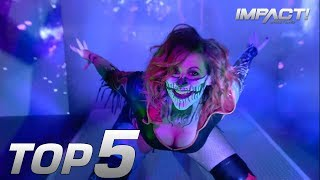 Download Top 5 Must-See Moments from IMPACT for Apr. 12, 2018 | IMPACT! Highlights Apr. 12, 2018 Video