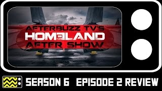 Download Homeland Season 6 Episode 2 Review & After Show | AfterBuzz TV Video
