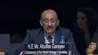 Download 43rd World Heritage Committee 7 July 2019 AM Video