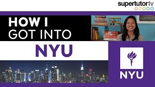 Download How I Got Into NYU: New York University, College Admission Tips!! Video