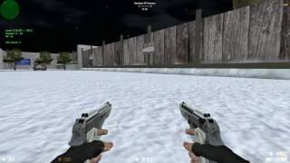 Download Counter-Strike: Zombie Escape Mod - ze Jurassicpark Warz on ProGaming Video