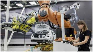 Download Mercedes Benz Industrie 4.0 - Digitalisation of the Automotive Industry Video