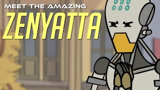 Download Meet the Amazing Zenyatta Video