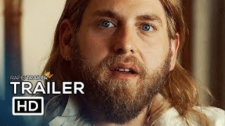 Download DON'T WORRY, HE WON'T GET FAR ON FOOT Official Trailer (2018) Jonah Hill, Jack Black Movie HD Video