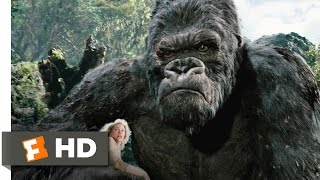 Download King Kong (3/10) Movie CLIP - Kong Battles the T-Rexes (2005) HD Video