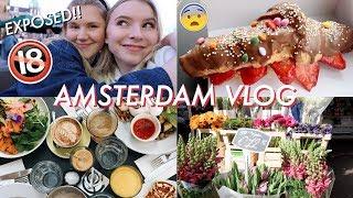 Download AMSTERDAM VLOG | EXPOSING MYSELF! (sorry mum and dad) Video