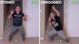 Download Weed VS Shrooms Challenge (CONDENSED VERSION) Video