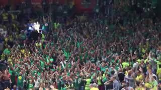 Download Zalgiris fans celebrate third place at Euroleague's Final Four Video