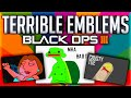 Download Black Ops 3 - Terrible Emblems #10 (Worst Black Ops 3 Emblem Fails!) Video