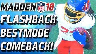 Download FLASHBACK BEASTMODE LEADS 4TH QUARTER COMEBACK! - Madden 18 Ultimate Team Video