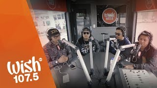 Download Smugglaz, Curse One, Dello and Flict-G perform ″Nakakamiss″ LIVE on Wish 107.5 Bus Video