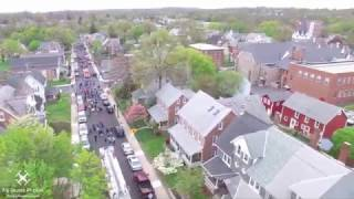 Download [DRONE FOOTAGE] Perkasie Little League Parade 2017 Video