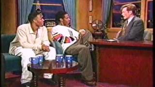 Download Conan O'Brien 'The Wayans Brothers 10/12/95 Video
