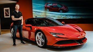 Download FIRST LOOK: Ferrari SF90 Stradale | Top Gear Video