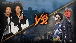 Download WHO IS BETTER? LES TWINS VS AYO AND TEO Video