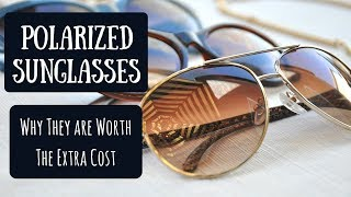 Download Are Polarized Sunglasses Worth the Extra Cost? | Tips for Buying & Caring for Your Glasses Video
