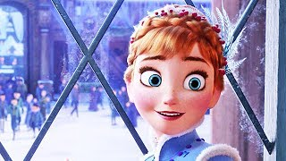 Download Frozen - Olaf's Frozen Adventure - Ring In the Season | official FIRST LOOK clip & trailer (2017) Video