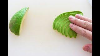Download How to fan an avocado like a PRO! Video