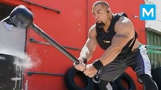 Download Real SWAT Training - Killer Workout   Muscle Madness Video